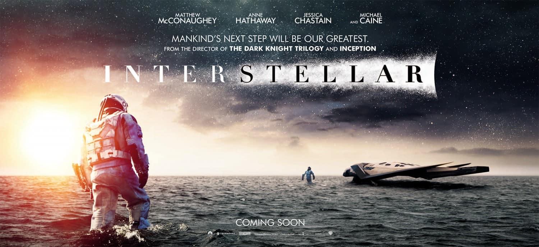 Posters de Interstellar interestelar (4) interstellar y Christopher Nolan