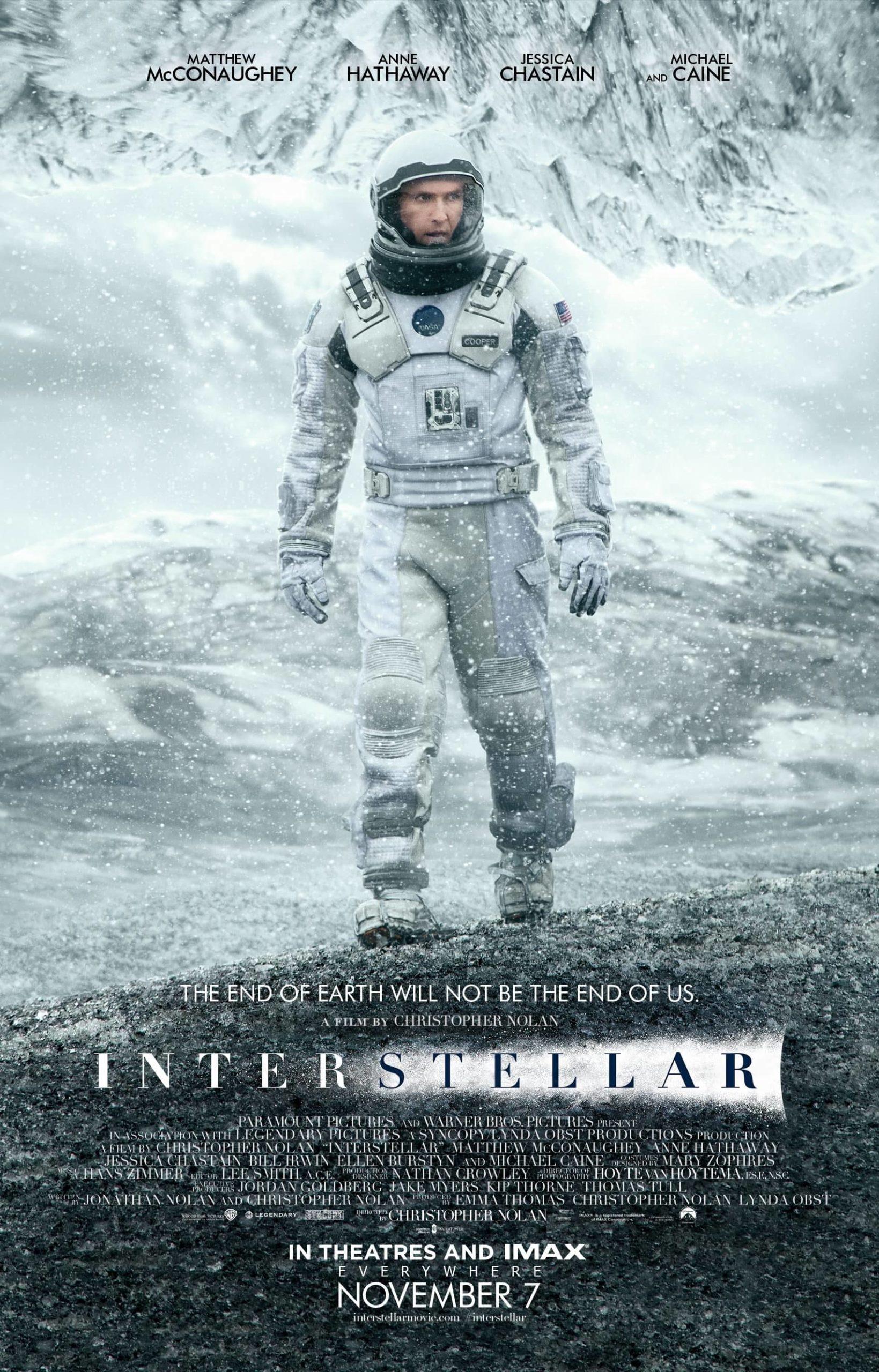 Posters de Interstellar interestelar (5)