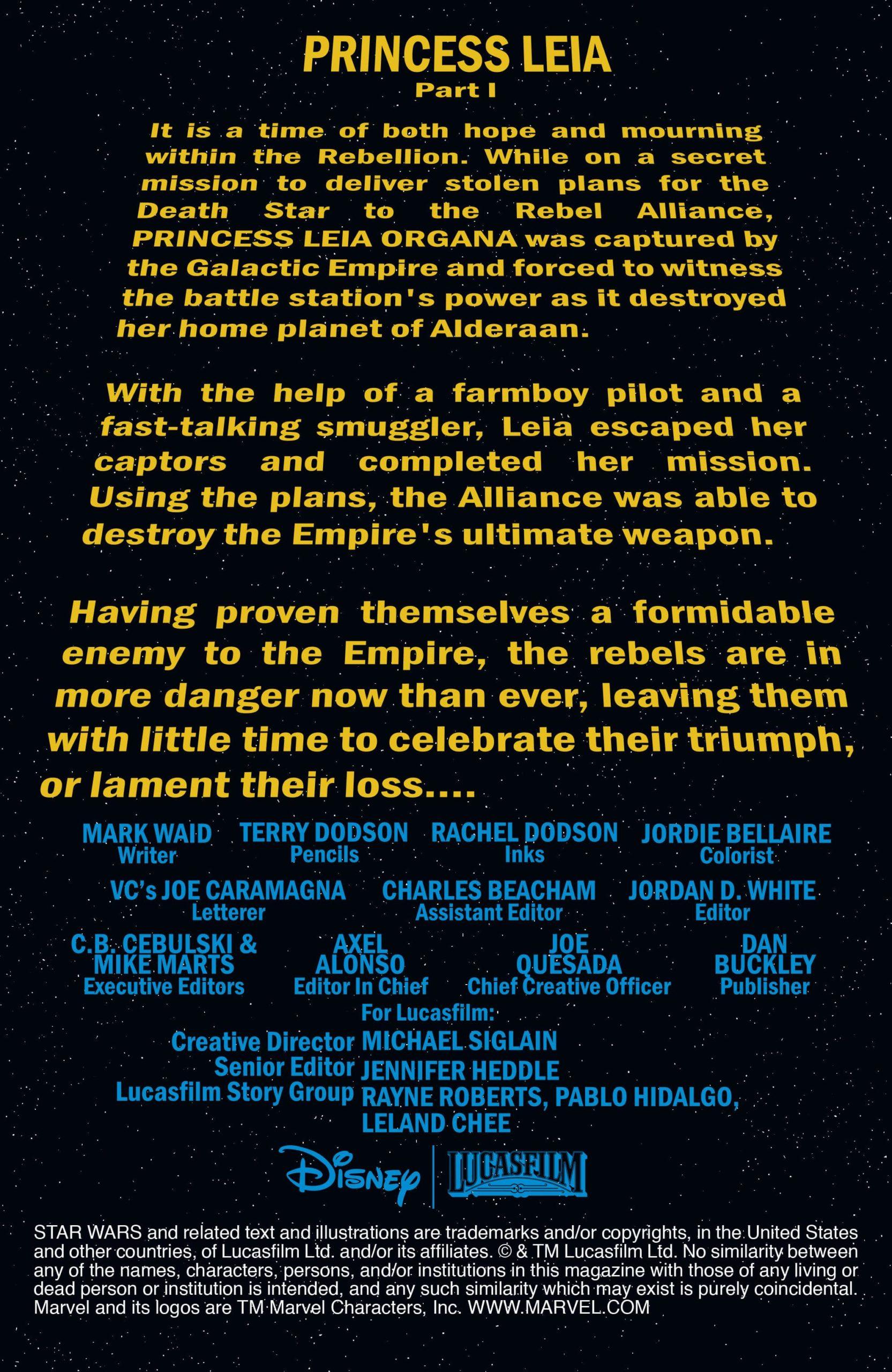 Princess Leia 1 #StarWars