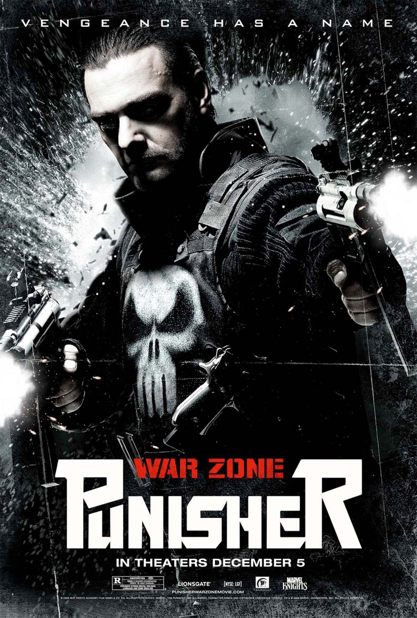 Punisher 2008