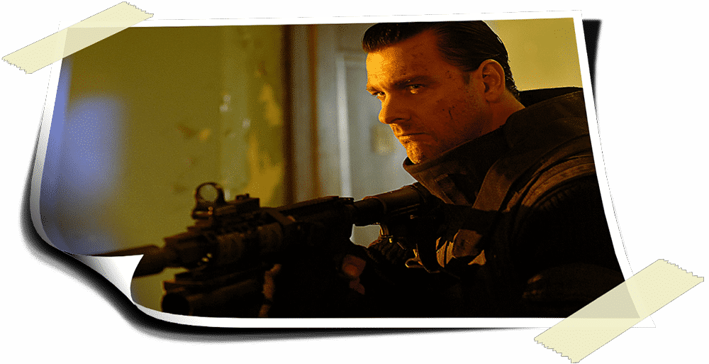 Punisher Ray Stevenson