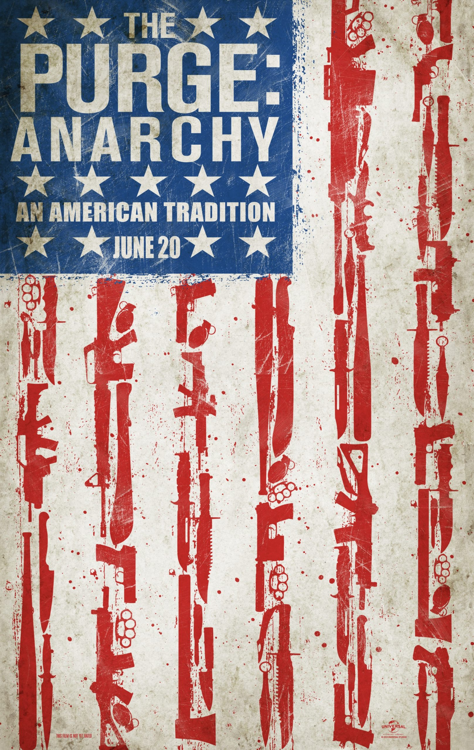 The Purge: Anarchy #4