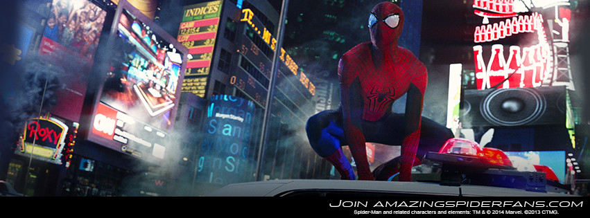 The Amazing Spider Man Times Square
