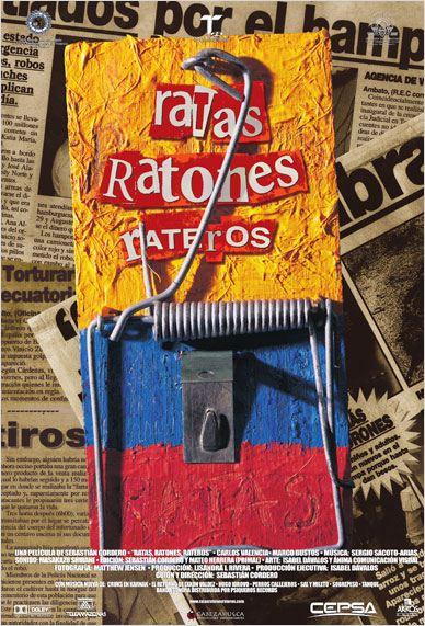 Ratas, Ratones, Rateros