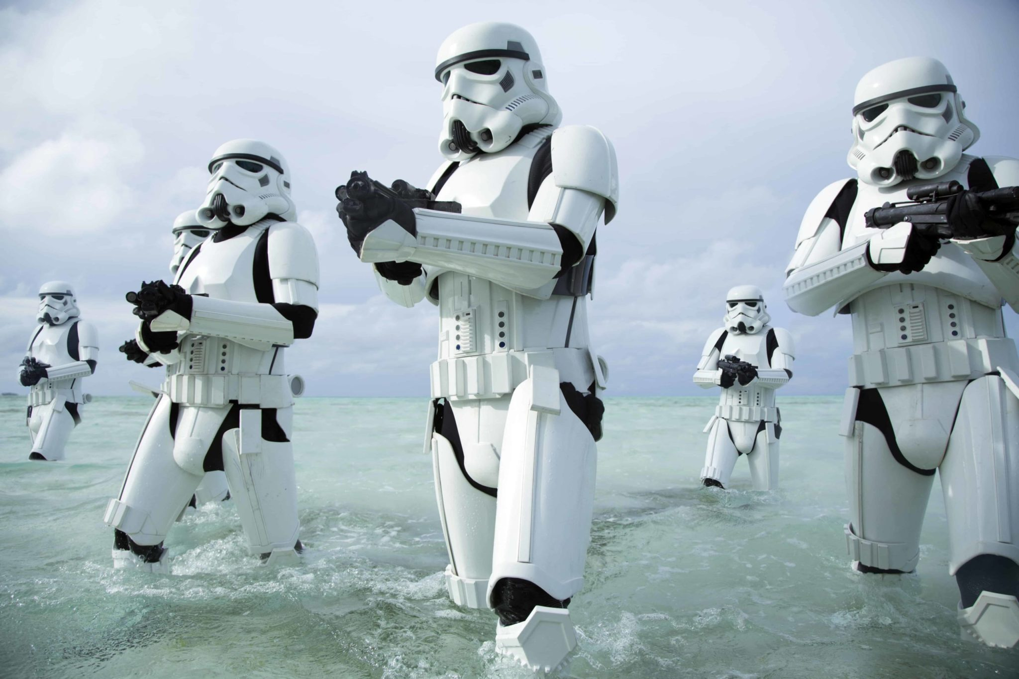 Rogue One: A Star Wars Story - Stormtroopers