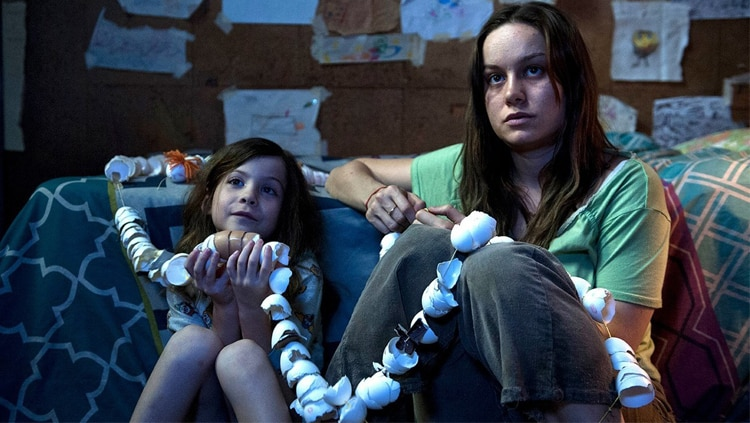 Jacob Tremblay y Brie Larson protagonizan la cinta 'La Habitación' (Room). Photo by Caitlin Cronenberg.