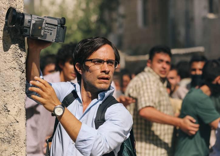 Gael interpreta a un periodista secuestrado y torturado en Irán en 2009