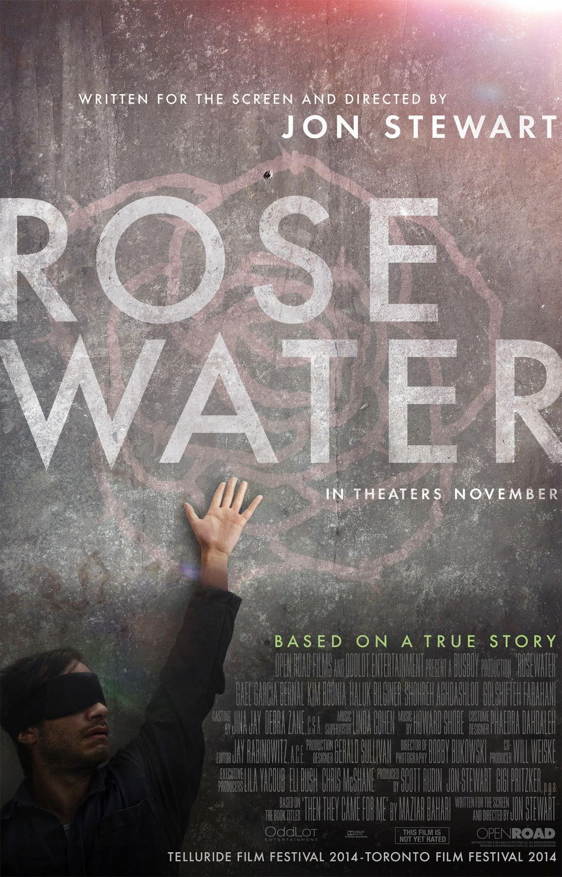 Rosewater de Stewart y bernal