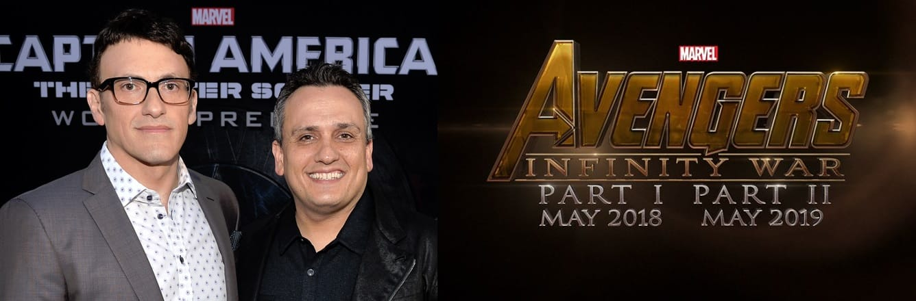 Russo Bros Avengers: Infinity War