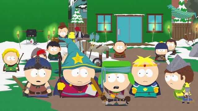Imagen promocional de South Park en su temporda 17 de Comedy Central. South Park parodiará a los Redskins de Washington y sus problemas legales después de los problemas con el nombre Redskins en Estados Unidos. South Park es creado por Tray Parker y Matt Stone para Comedy Central, y nos traen su 18va temporada.