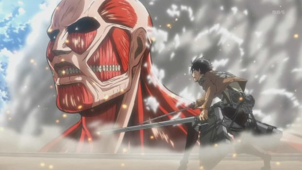 Shingeki-no-Kyojin ATTACK ON TITAN