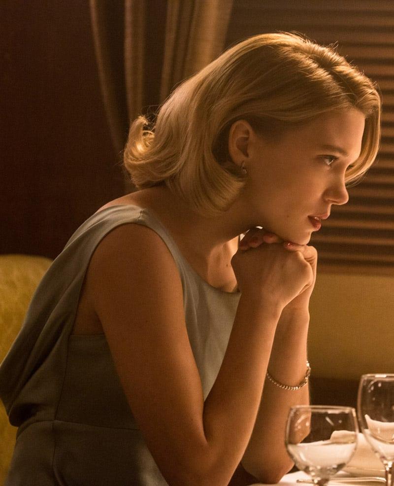Interpretando a Madeleine Swann, Léa Seydoux plantea una cuestión interesante para Bond