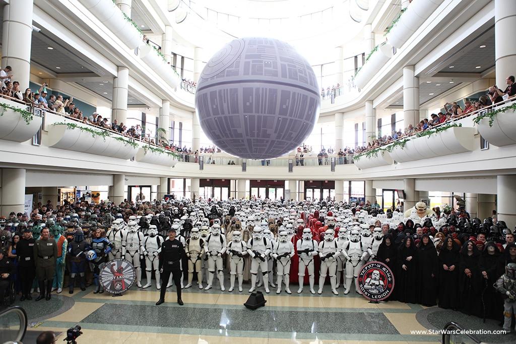 Star Wars Celebration, el lugar de reunión de los más clavados amantes de la saga