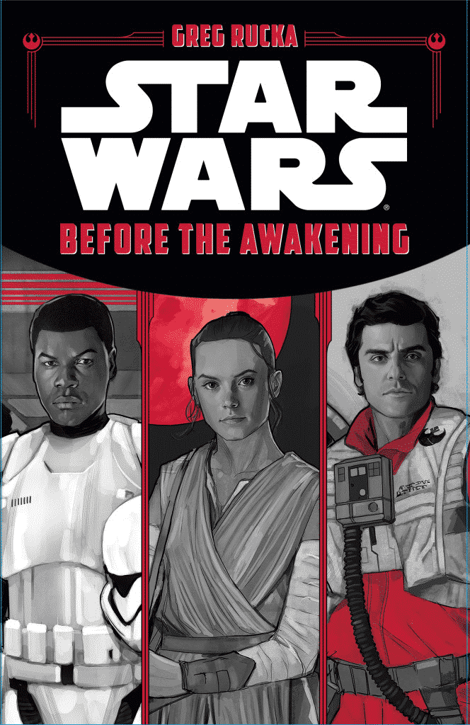 Star Wars before the awakening de Greg Rucka con arte de Phil Noto