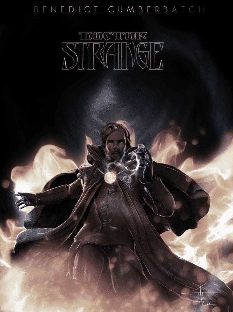 Strange 6