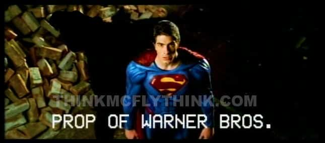 Superman Flyby Routh