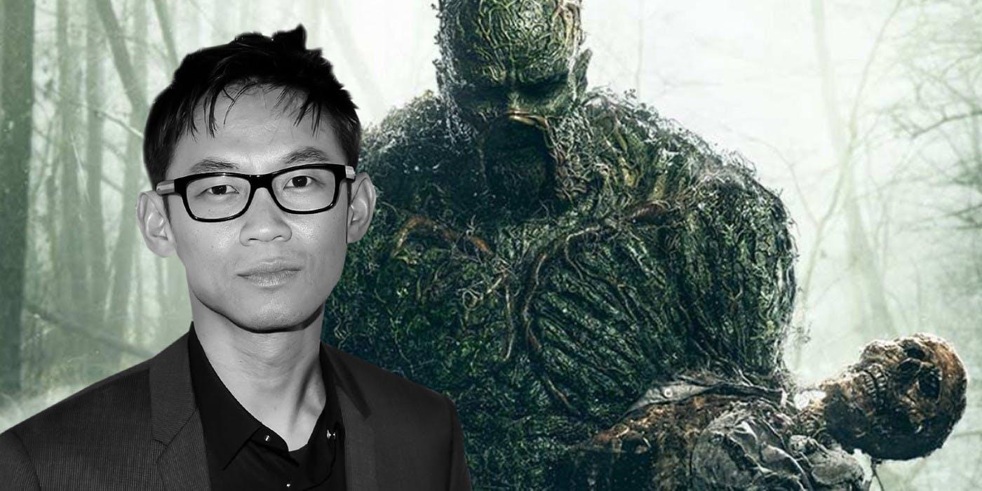 James Wan responde a polémica cancelación de Swamp Thing de DC Universe
