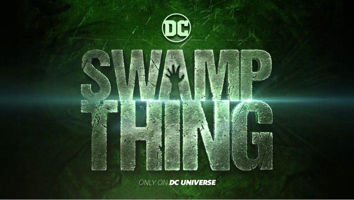 DC Universe libera teaser tráiler de Swamp Thing de James Wan