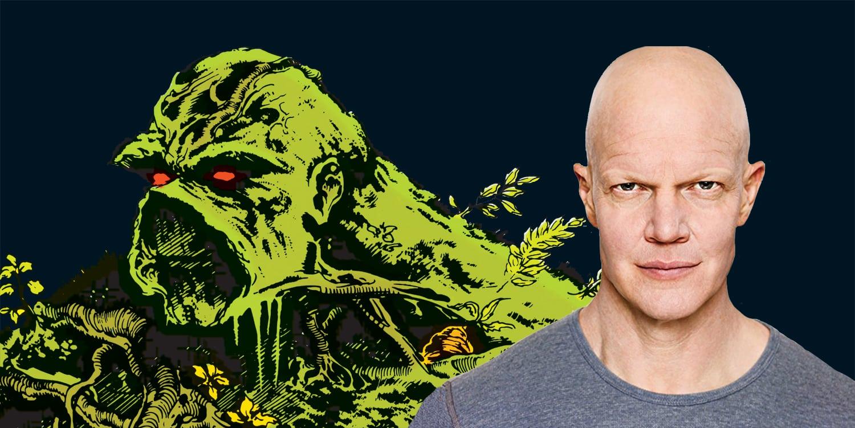 La serie Swamp Thing de James Wan ficha a Derek Mears y busca clasificación R indudablemente