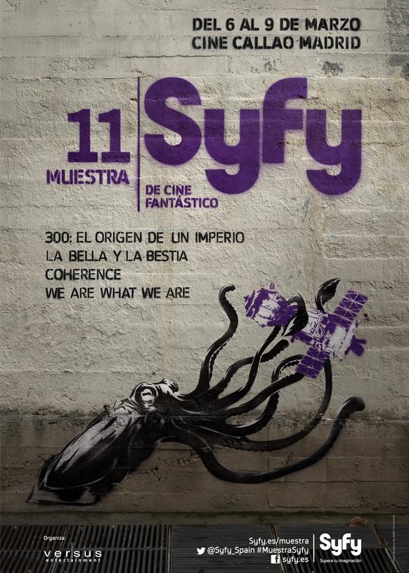 Syfy Film Showcase 11th edition ok baja