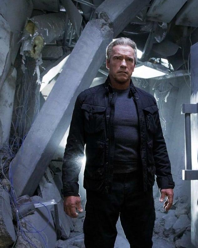 Segundo trailer de Terminator Genisys