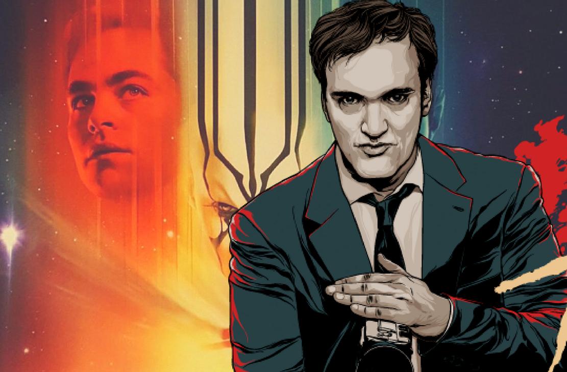 La película de Star Trek de Tarantino