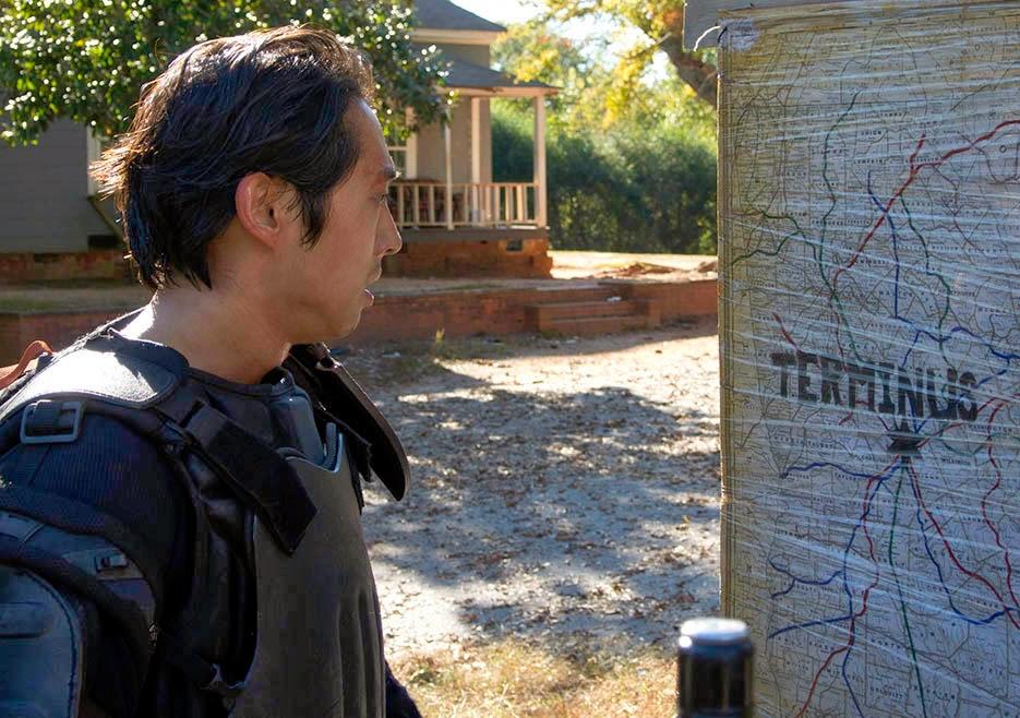 Steve Yunn de The Walking Dead de AMC