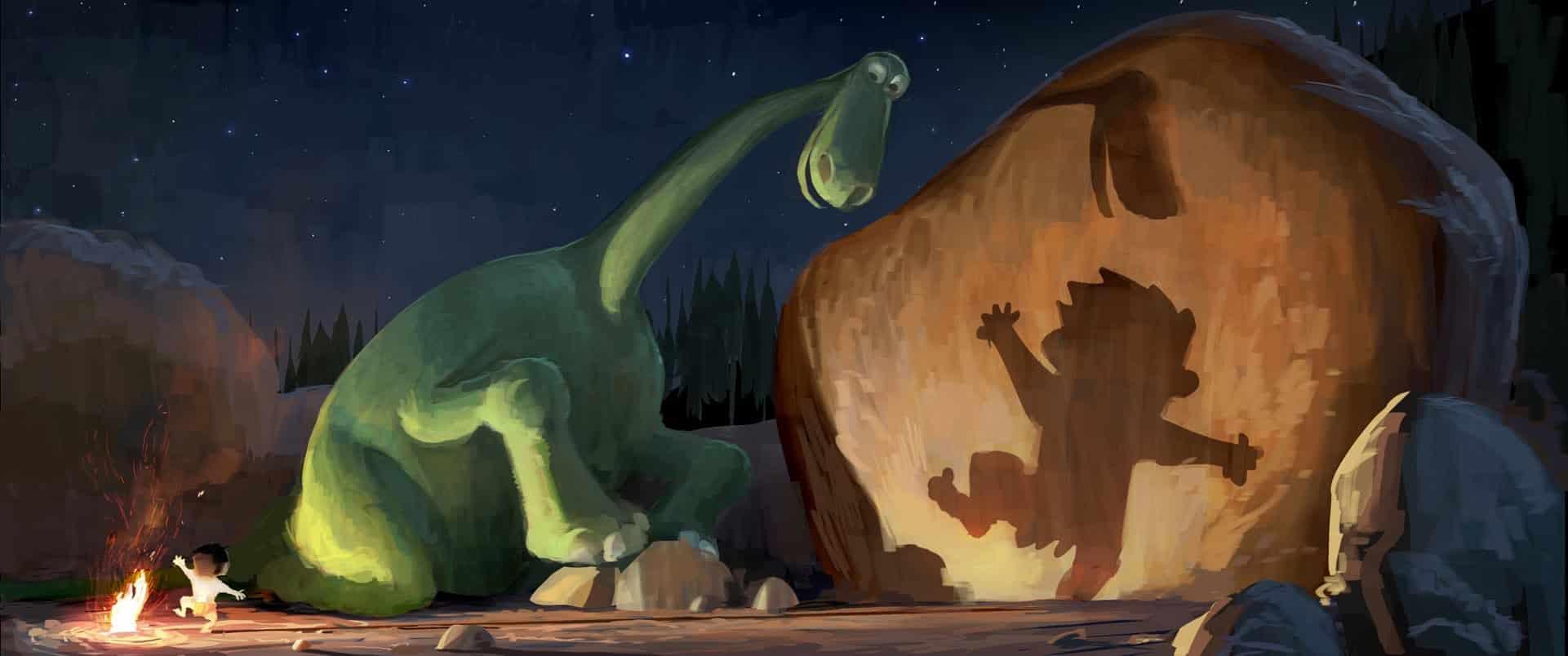 Nueva imagen promocional y de arte de The Good Dinosaur, la nueva película de Pixar y Disney. Disney Pixar ha revelado los cambios en el elenco que ha habido en The Good Dinosaur, esto después de cambios en la cinta. The Good Dinosaur es dirigida por Peter Sohn, y estelarizada por este nuevo elenco y los cambios modernos: Raymond Ochoa, Jeffrey Wright, Steve Zahn, AJ Buckley, Anna Paquin, Sam Elliott, Frances McDormand, Marcus Scribner y Jack Bright.