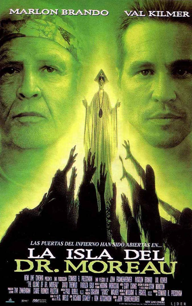 The Island of Dr. Moreau - 1996