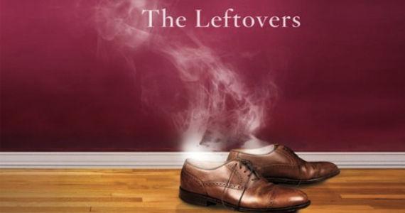 Portada de The Leftovers, novela original de Tom Perotta, adaptada por HBO.