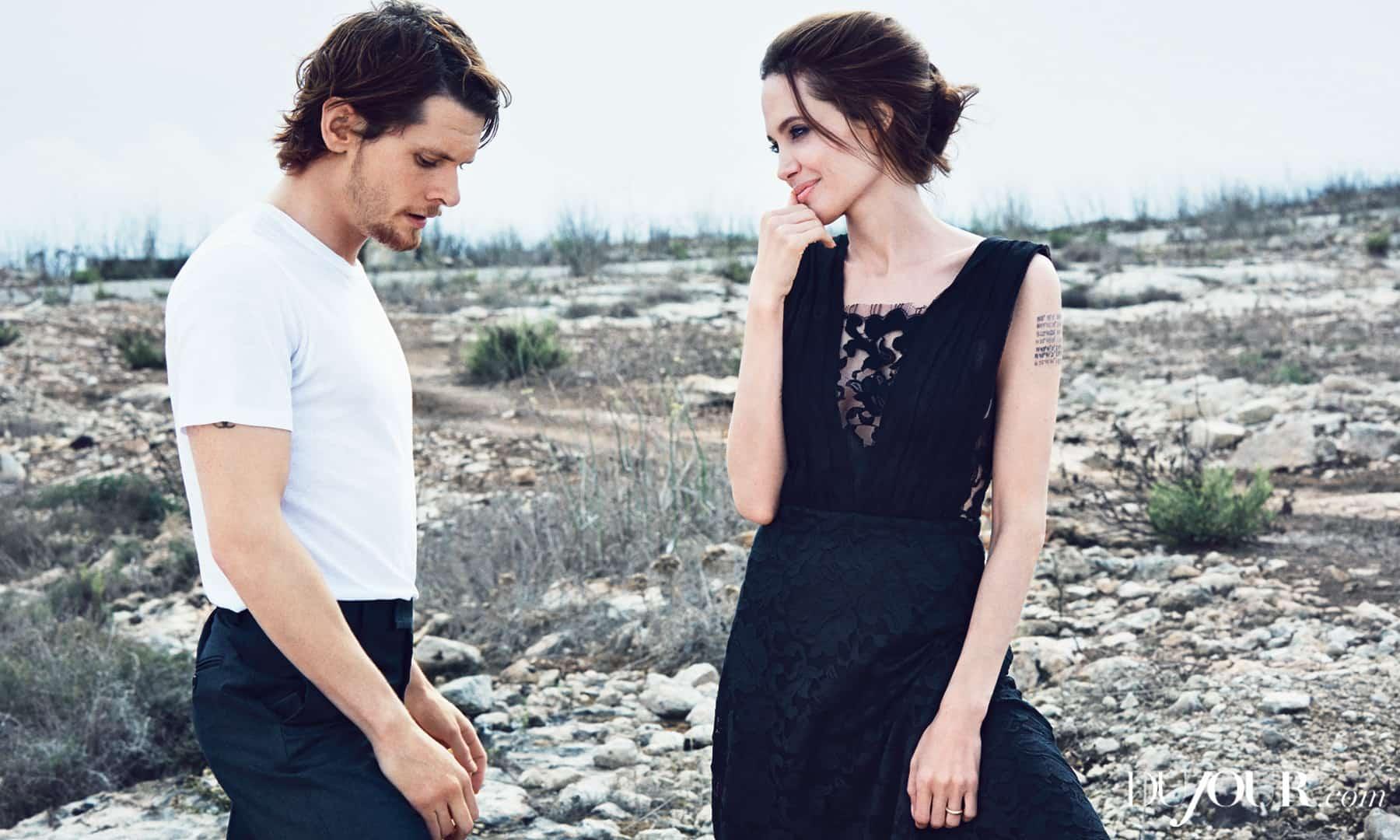 The Visionary Angelina Jolie