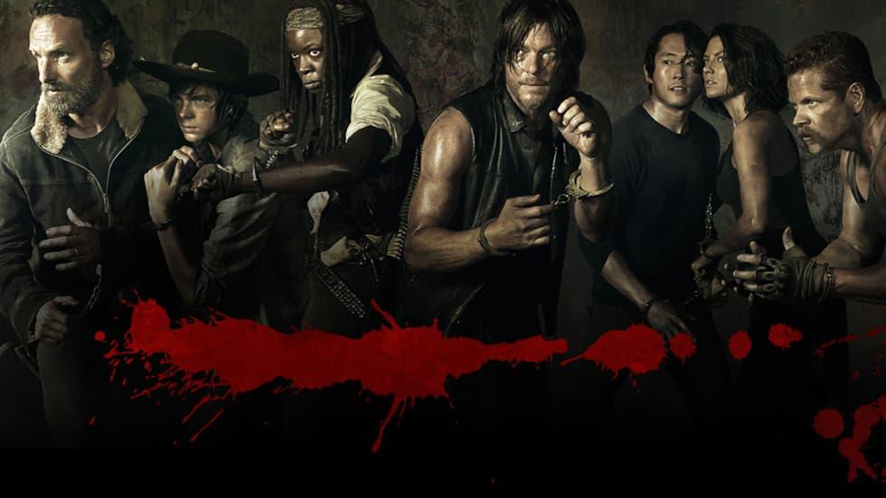 TWD season 5 AMC