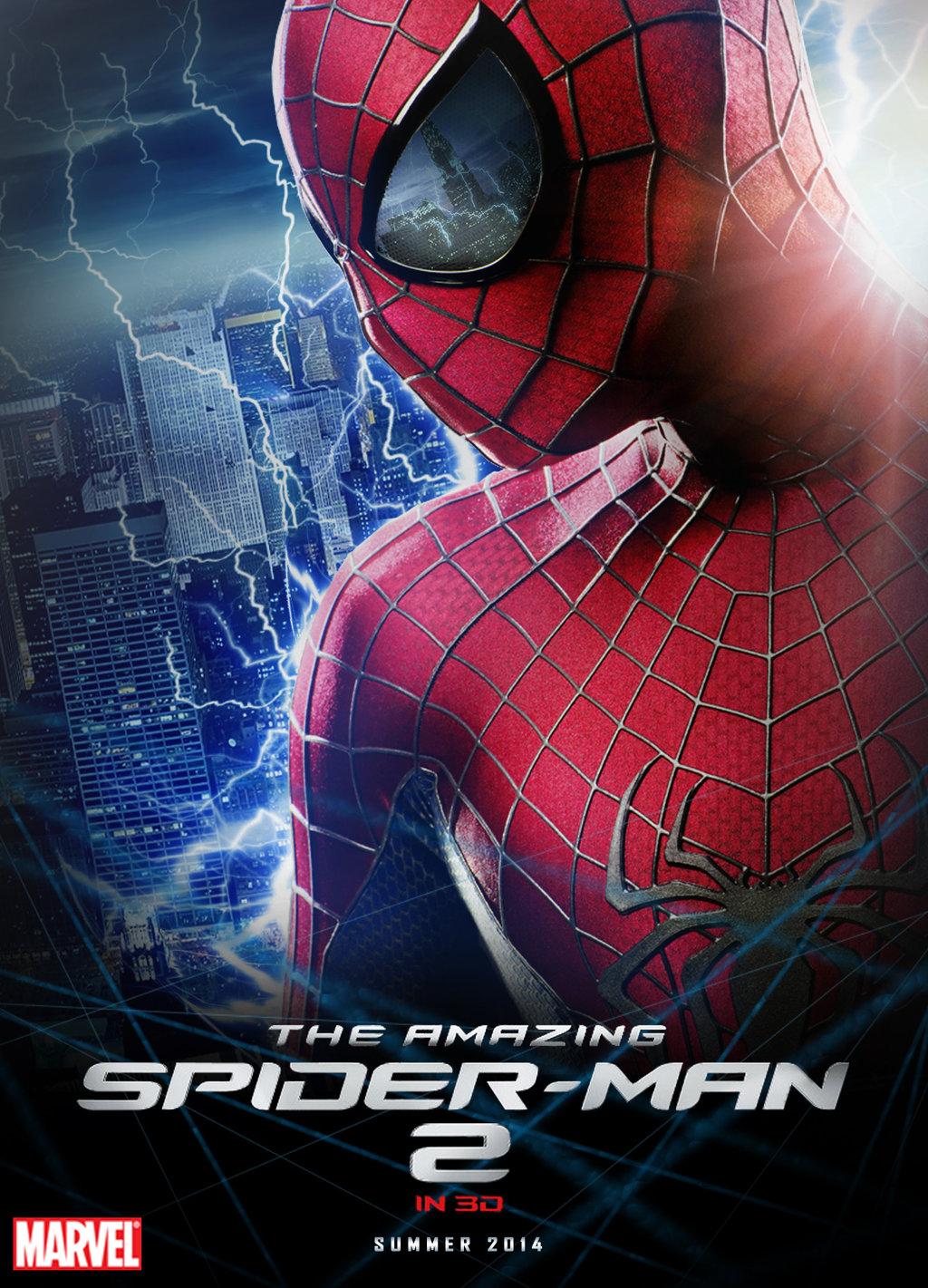 The amazing-spiderman-2