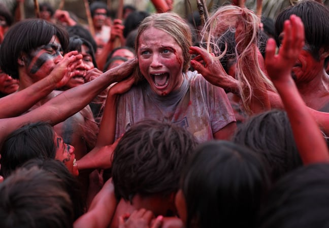 The Green Inferno Scene