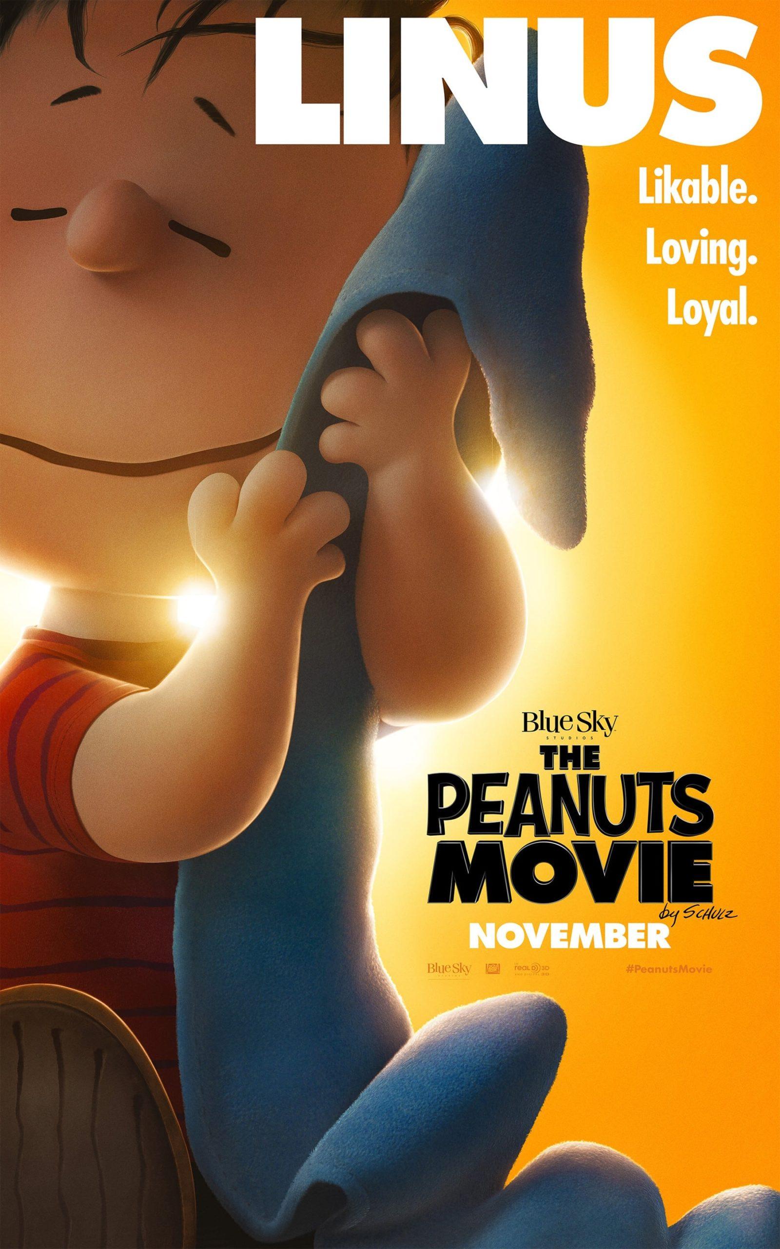 Thepeanutsmovie Linus