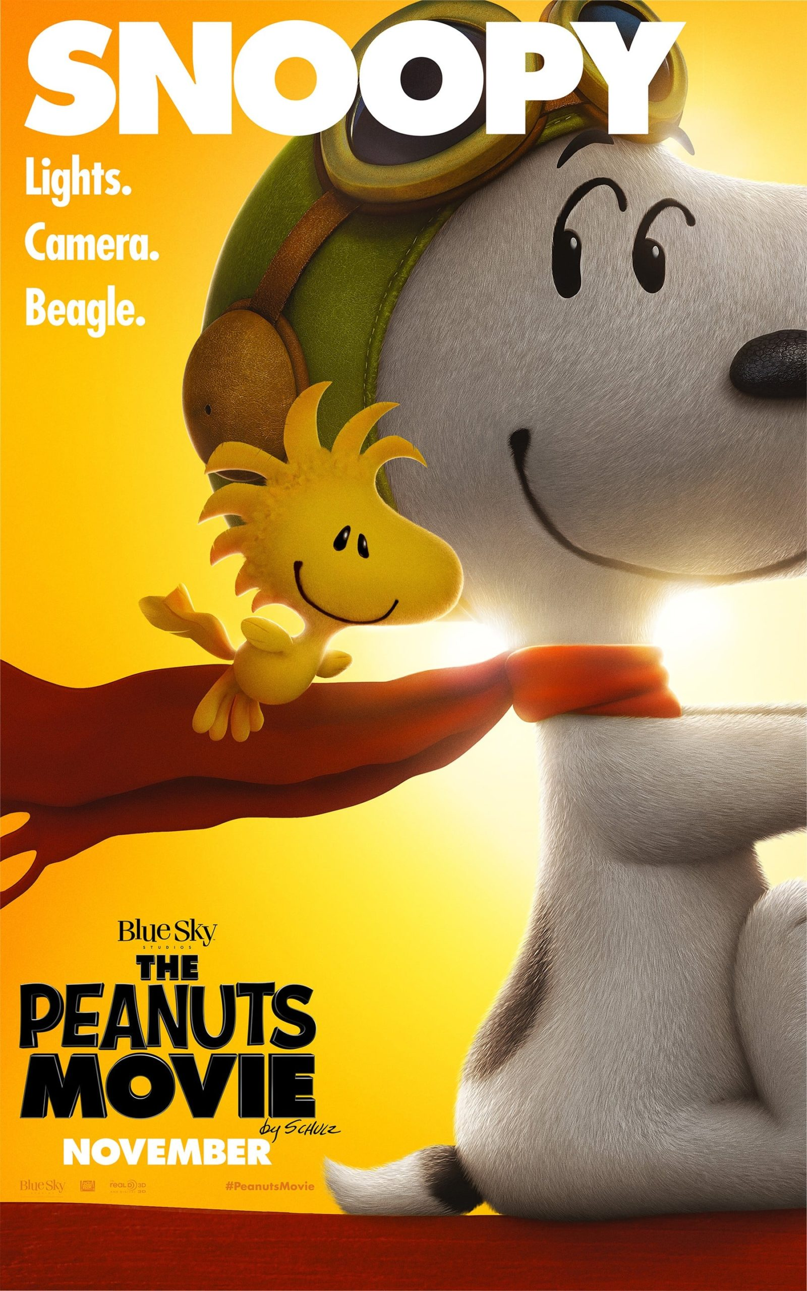 Thepeanutsmovie Snoopy