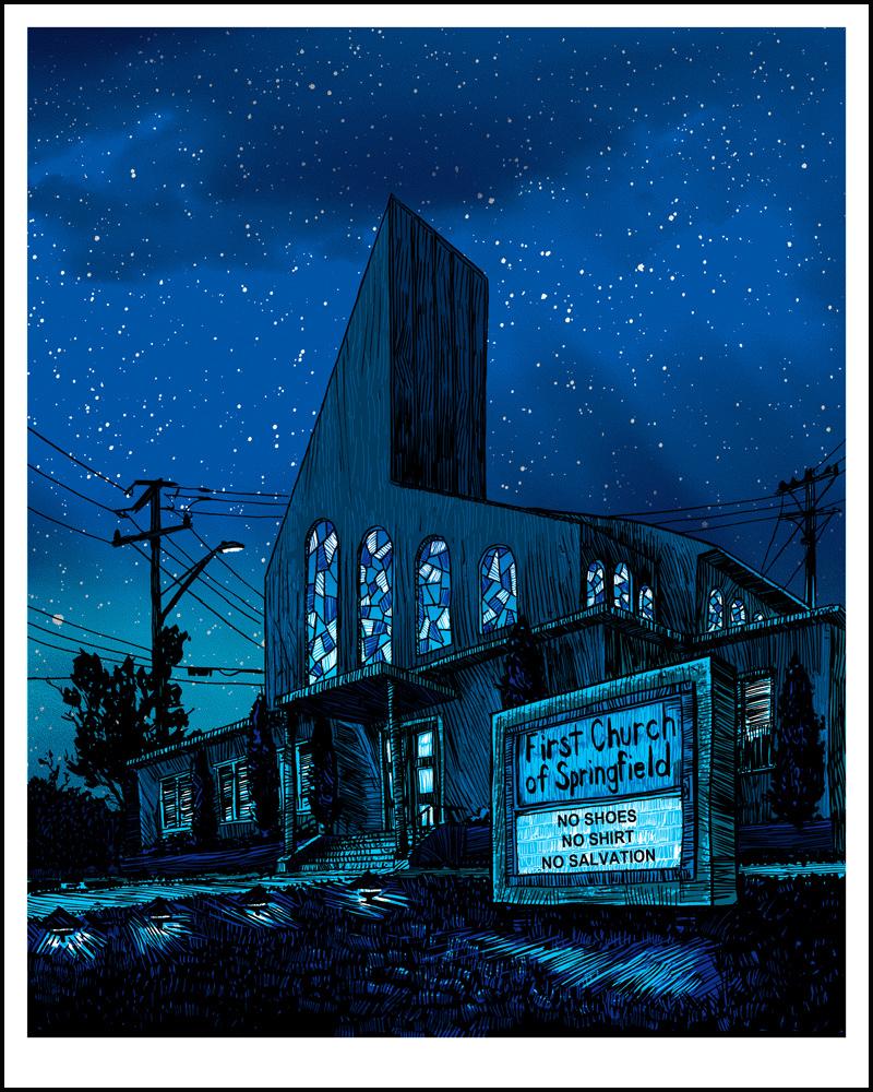 Tim Doyle  Simpsons