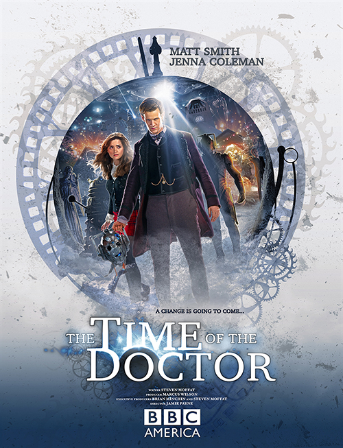 ***STRICTLY EMBARGOED FOR ALL USAGE IN PRINT AND ONLINE UNTIL 00.01 ON 5 DECEMBER, 2013, GMT***DOCTOR WHO XMAS 2013