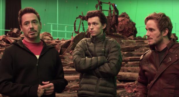 Tom Holland relata su salida de Marvel