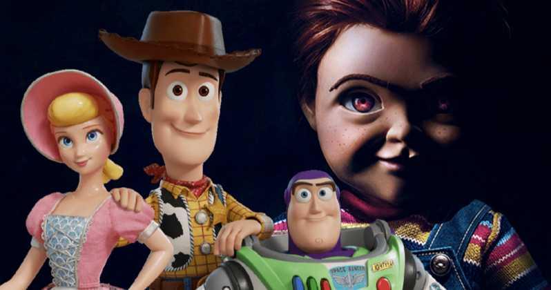 La anticipada Toy Story 4 vs Chucky: ¿cómo quedó la taquilla en sus estrenos?
