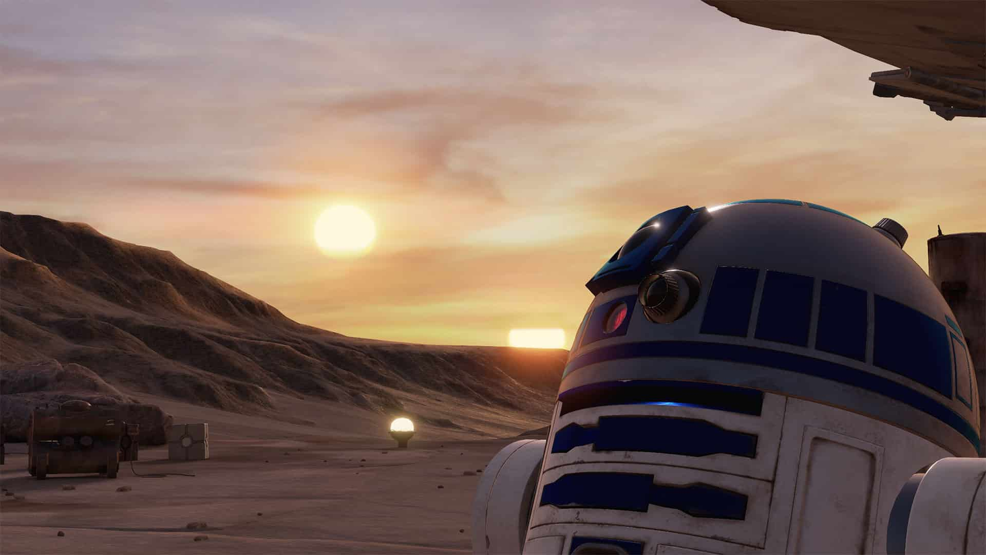 Trials on Tatooine, una experiencia en realidad virtual