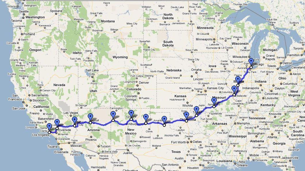 Posible mapa de historia de la segunda temporada de True Detective