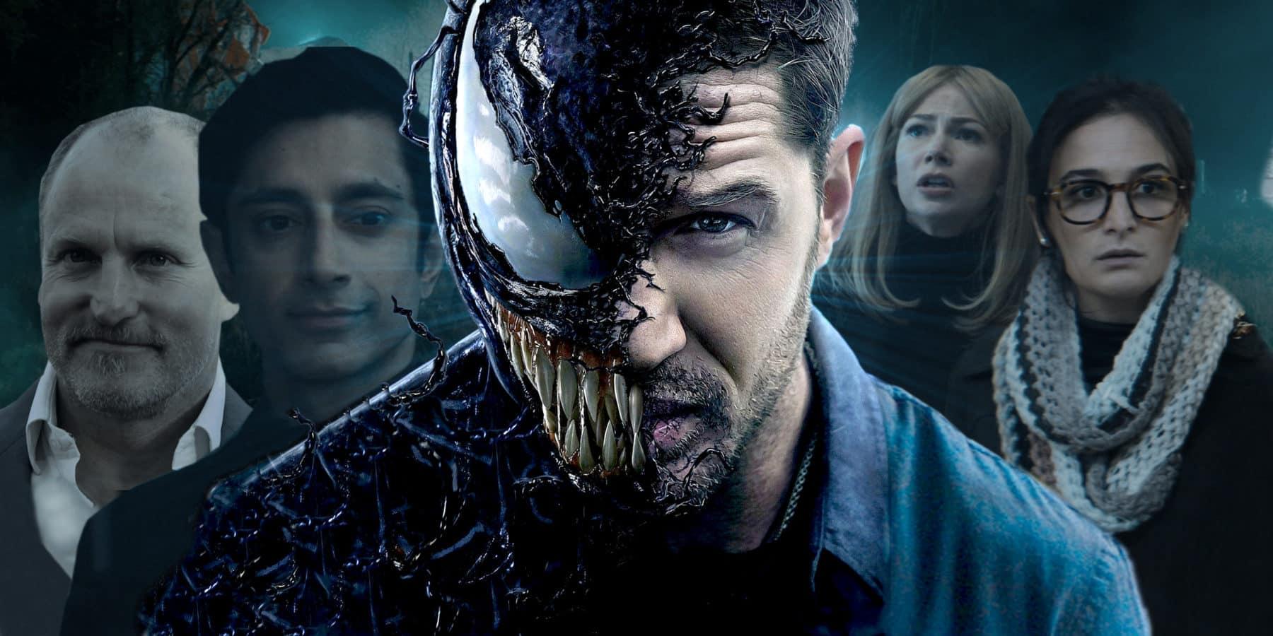 Venom y A Star is Born rompen récord en taquilla de octubre en EUA