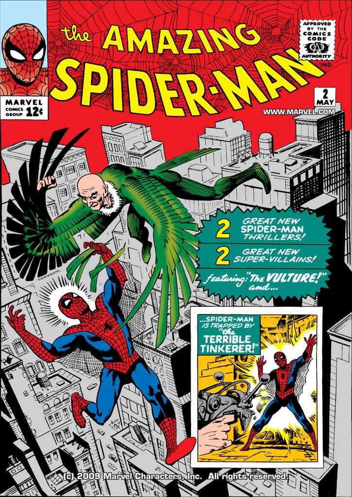 SPIDER MAN: