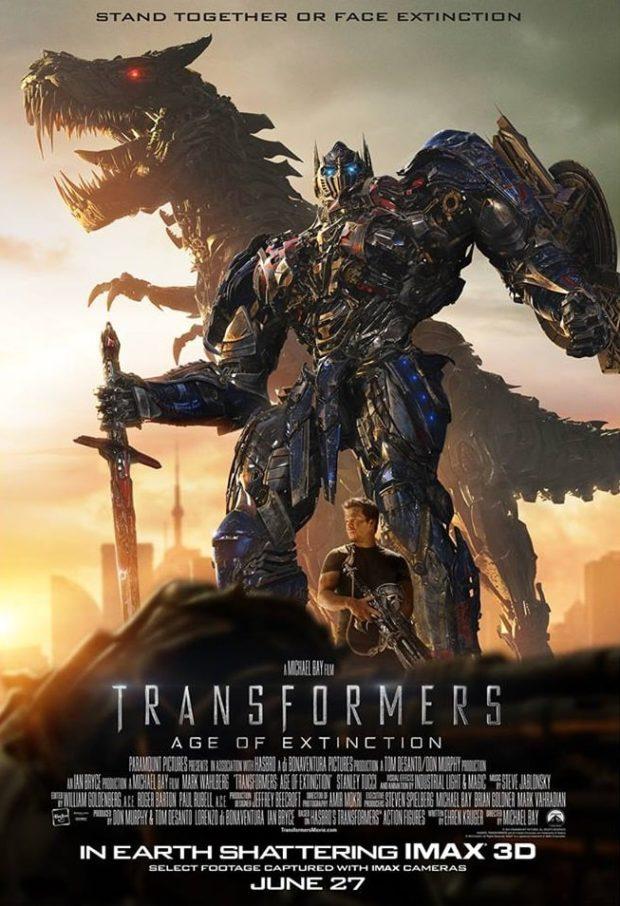 TRANSFORMERS: AOE