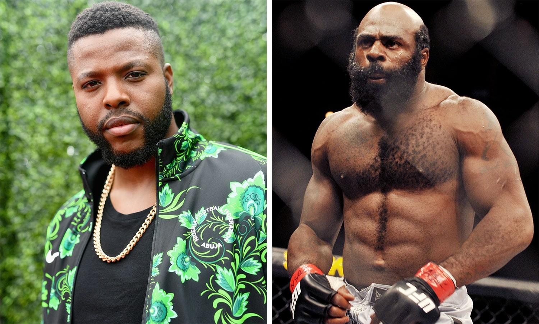 Winston Duke será Kimbo Slice en la biopic Backyard Legend del peleador de la MMA