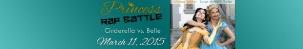 Cinderella vs Belle