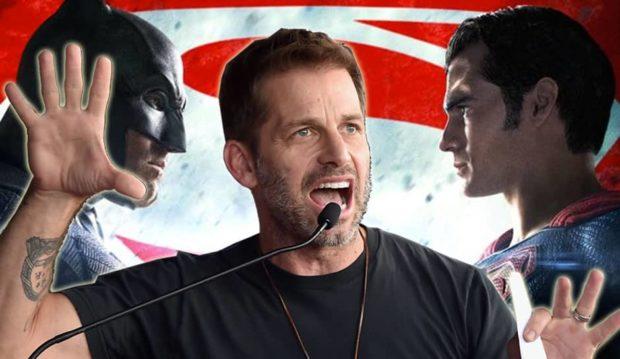 Zack Snyder Batman v Superman