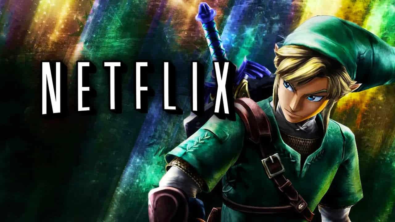 Imagen de The Legend of Zelda, título de Nintendo, que podría llegar a Netflix. Netflix ha anunciado estar trabajando en un Live Action de la popular saga de Nintendo, The Legend of Zelda, esto actualmente en un rumor. Pese a no haberse anunciado a clarificado, hay rumores que indican que Netflix, compañía de VoD y Televisión está trabajando cerca de Nintendo para un show Live Action de uno de sus títulos, The Legend of Zelda.