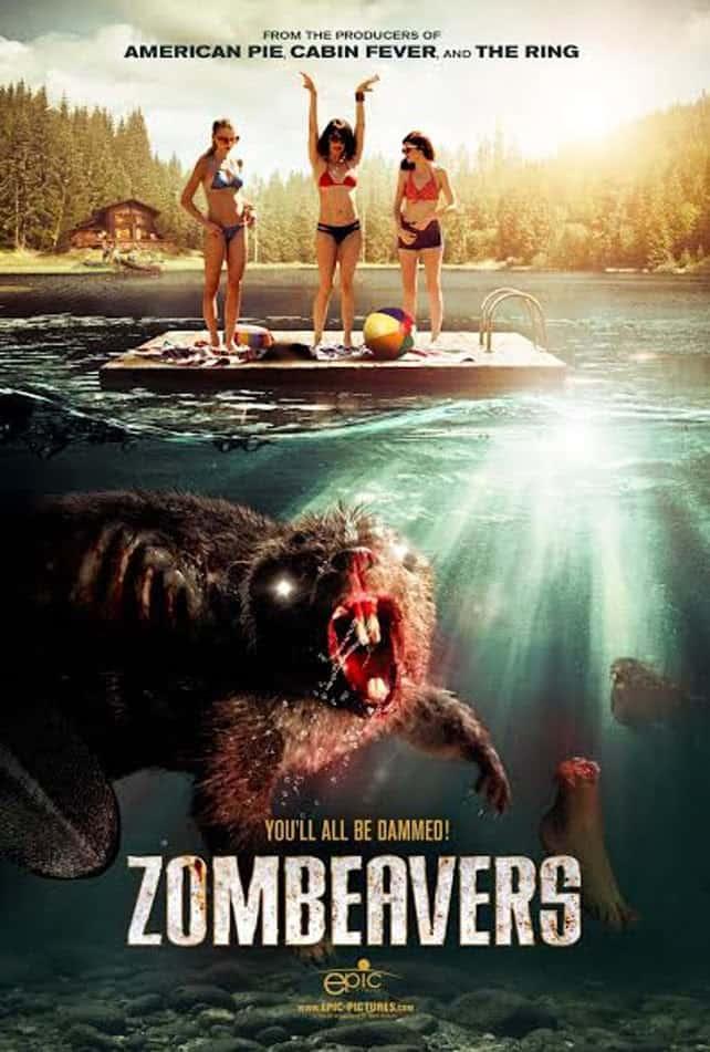 Zombeavers / Poster